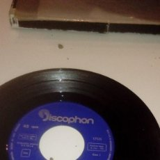 Discos de vinilo: BAL-7 DISCO CHICO 7 PULGADAS SOLO DISCO A TISKET A TASKET JAN Y KJELD . Lote 145269034