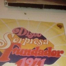 Discos de vinilo: BAL-7 DISCO CHICO 7 PULGADAS DISCO SORPRESA GRANDES EXITOS . Lote 145269654