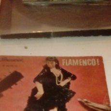 Discos de vinilo: BAL-7 DISCO CHICO 7 PULGADAS SOLO CARATULA SIN DISCO MARIO ESCUDERO FLAMENCO. Lote 145270798
