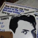Discos de vinilo: RAY CAMPI KING TEXAS ROCKABILLY ROLLIN ROCK. Lote 145272818