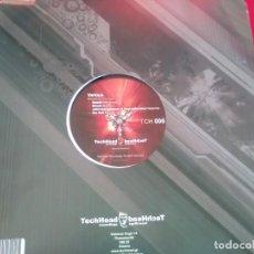 Discos de vinilo: VINILO TECHNO 45 RPM MAXI BANDO JOHN KARAGIANNIS & PAYLIPSERVICE. IKA SALI. Lote 145311598