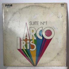 Discos de vinilo: ARCO IRIS/ SUITE Nº 1_ ARGENTINA 1971, SIN SALTOS BUEN SONIDO. Lote 145317454