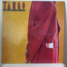 Discos de vinilo: CHARLY GARCIA PEDRO AZNAR  TANGO 1986 IMPECABLE. Lote 145329798