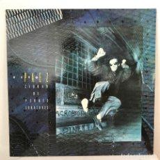 Discos de vinilo: FITO PÁEZ  CIUDAD DE POBRES CORAZONES 1988 SPAIN. Lote 145331310