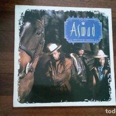 Discos de vinilo: ASWAD-DON'T TURN AROUND.MAXI. Lote 145361006