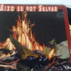 Disques de vinyle: SINGLE (VINILO) -PROMOCION-DE SAU AÑOS 90. Lote 145364594