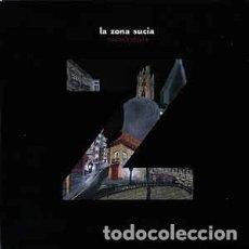 Disques de vinyle: NACHO VEGAS - LA ZONA SUCIA (MARXOPHONE – MARX 002LP, LP, + CD) PRECINTADO. Lote 145364602