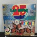 Discos de vinilo: PARCHIS DOBLE LP LAS 25 SUPER CANCIONES DE LOS PEQUES. Lote 150809584