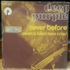 Discos de vinilo: DEEP PURPLE/EDICION FRANCESA. Lote 145375852