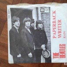 Discos de vinilo: BEATLES - PAPERBACK WRITER. Lote 145396114