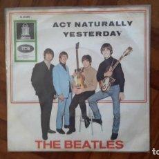 Discos de vinilo: BEATLES - YESTERDAY. Lote 145396478