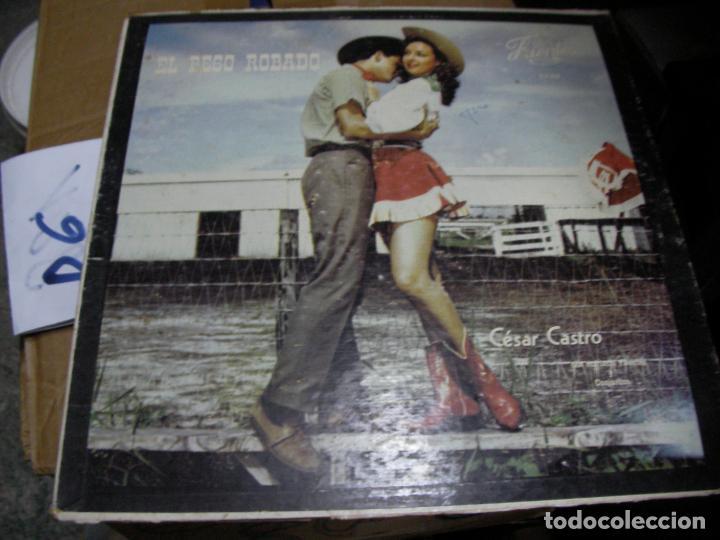 ANTIGUO DISCO LP VINILO - CESAR CASTRO (Música - Discos - LP Vinilo - Otros estilos)