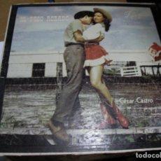 Discos de vinilo: ANTIGUO DISCO LP VINILO - CESAR CASTRO. Lote 145402946