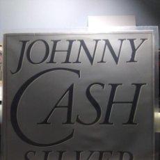 Discos de vinilo: LP JOHNNY CASH : SILVER . Lote 145424278