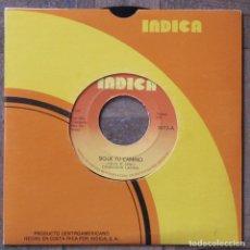 Discos de vinilo: DIMENSIÓN LATINA. SIGUE TU CAMINO; JOSEFA MATIA. INDICA, 5072. COSTA RICA, 1976. FUNDA EX. DISCO EX.. Lote 145435362