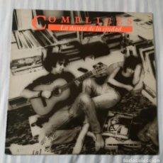 Discos de vinilo: DISCO VINILO LP LA DANZA DE LA CIUDAD - CÓMPLICES -. Lote 145437550