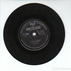 Discos de vinilo: ELVIS PRESLEY: SINGLE SIN PORTADA-RARO-MUY BUEN ESTADO 1961 RCA. Lote 145439038