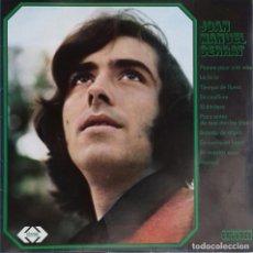 Discos de vinilo: LP JOAN MANUEL SERRAT. Lote 145439478