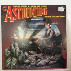 Discos de vinilo: HAWKWIND – ASTOUNDING SOUNDS, AMAZING MUSIC 1976 UK. Lote 145445074