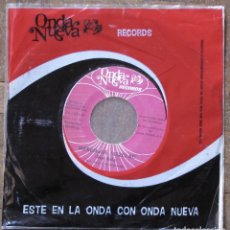 Discos de vinilo: REY ROIG Y SU ORQUESTA. MERENGUE MEZCLAO. ONDA NUEVA, ON-1428. PANAMÁ, 1973? FUNDA VG+, DISCO VG++.. Lote 145479310