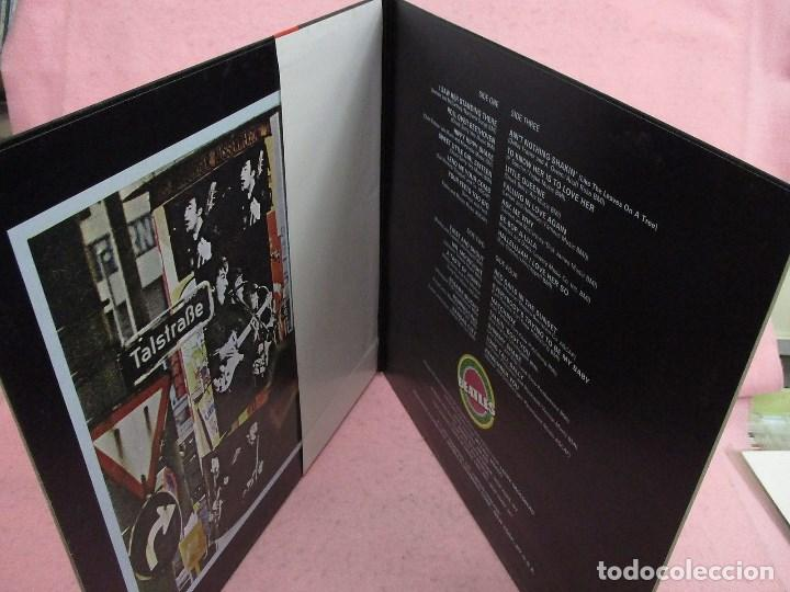 Discos de vinilo: VINILO EDICIÓN JAPONESA DEL DOBLE LP DE THE BEATLES - LIVE AT THE STAR CLUB , HAMBURG , GERMANY 1962 - Foto 3 - 145481234