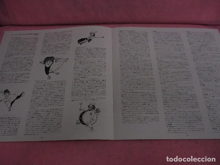 Discos de vinilo: VINILO EDICIÓN JAPONESA DEL DOBLE LP DE THE BEATLES - LIVE AT THE STAR CLUB , HAMBURG , GERMANY 1962 - Foto 4 - 145481234