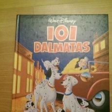 Discos de vinilo: CUENTO Y CASSETTE 101 DÁLMATAS. Lote 70574077