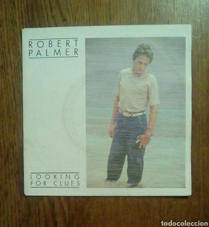 Discos de vinilo: Robert Palmer - Looking for clues / What do you care, Island, 1980. France. - Foto 1 - 145546416