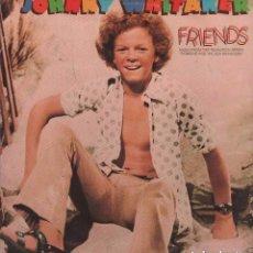 Discos de vinilo: JOHNNY WHITAKER - FRIENDS / LP CHELSEA RECORDS DE 1973 RF-7109, MADE IN USA. Lote 145562306