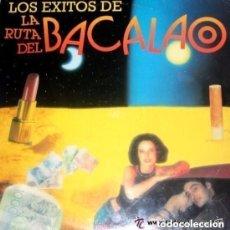 Discos de vinilo: LOS EXITOS DE LA RUTA DEL BACALAO - DOBLE LP SPAIN 1993. Lote 145570074