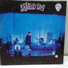 Discos de vinilo: LP DE VINILO GENESIS LIVE. Lote 145574958