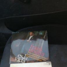 Discos de vinilo: 2 VINILOS DE FRANK SINATRA. Lote 145578488