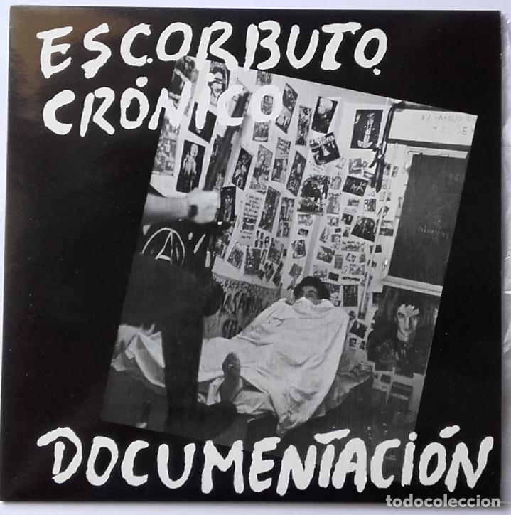 ESCORBUTO CRÓNICO: DOCUMENTACIÓN (REEDICIÓN) (Música - Discos - Singles Vinilo - Punk - Hard Core)