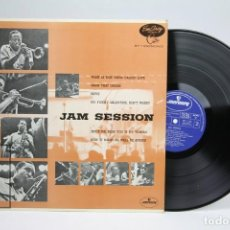 Discos de vinilo: DISCO DE VINILO - JAM SESSION / CLIFFORD BROWN, MAYNARD FERGUSON.... - EMARCY RECORDS, 1974 - JAPAN. Lote 145596454
