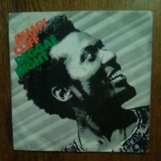 Dischi in vinile: JIMMY CLIFF - REGGAE NIGHT / ROOTS RADICAL,. Lote 206550816