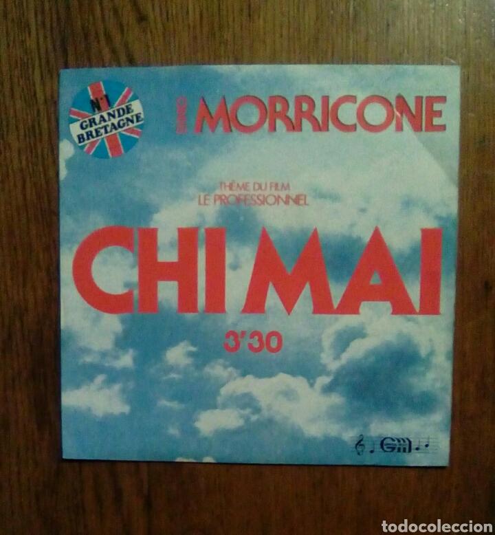 ENNIO MORRICONE - CHI MAI / VIVA LA REVOLUCIÓN, GENERAL MUSIC, 1978. FRANCE (Música - Discos - Singles Vinilo - Bandas Sonoras y Actores)
