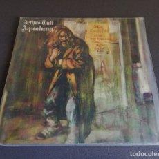 Discos de vinilo: JETHRO TULL AQUALUNG- CHRYSALIS. CHR 1044. Lote 145607210