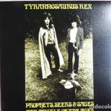 Discos de vinilo: TYRANNOSAURUS REX.- PROPHETS, SEERS AND SAGES. THE ANGELS OF THE AGES (REED. JAPÓN UIJI- 200 GRAM). Lote 145629606
