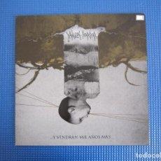 Discos de vinilo: LP - CRUST - YAKUZA HORROR (...Y VENDRÁN MIL AÑOS MÁS) - 2008 - ZARAGOZA. Lote 145642534