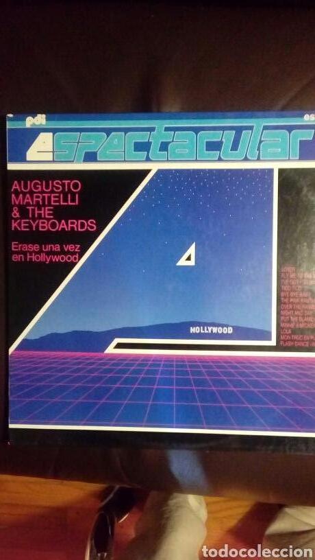 AUGUSTO MARTELLI & THE KEYBOARDS (Música - Discos - LP Vinilo - Orquestas)
