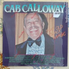 Discos de vinilo: MUSICA LP - CAB CALLOWAY / THAT OLD BLACK MAGIC - CLEO HOLLAND 004184 - 250GR. Lote 145663606