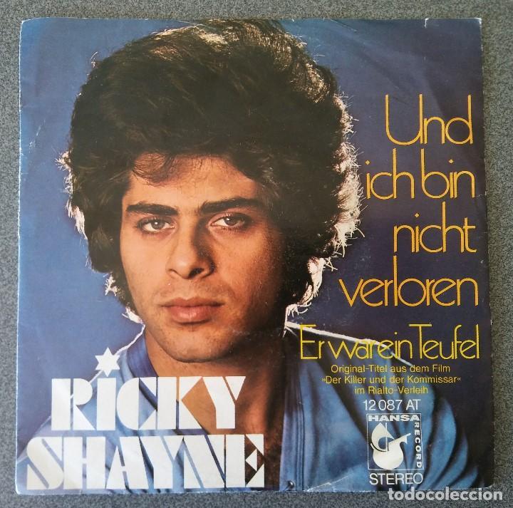 RICKY SHAYNE (Música - Discos de Vinilo - EPs - Pop - Rock Extranjero de los 70)