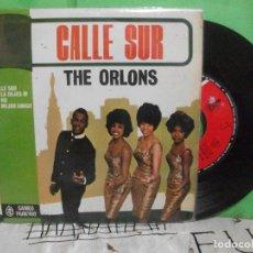 Discos de vinilo: THE ORLONS CALLE SUR + 3 EP SPAIN 1963 PDELUXE. Lote 145688726