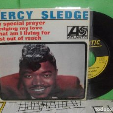 Discos de vinilo: PERCY SLEDGE MY SPECIAL PRAYER + 3 EP FRANCIA 1967 PDELUXE. Lote 145690354