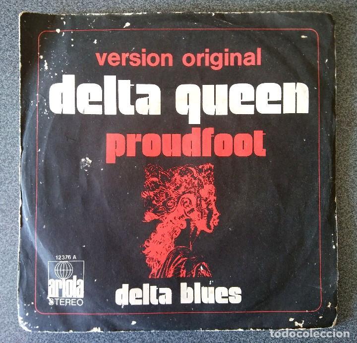 PROUDFOOT DELTA QUEEN (Música - Discos de Vinilo - EPs - Jazz, Jazz-Rock, Blues y R&B)