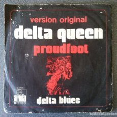 Discos de vinilo: PROUDFOOT DELTA QUEEN. Lote 145694690