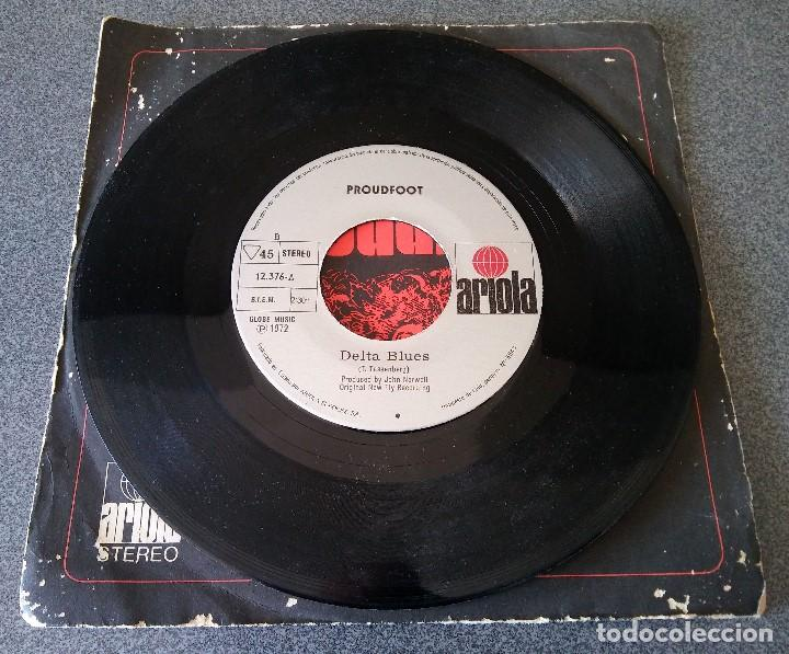 Discos de vinilo: Proudfoot Delta Queen - Foto 2 - 145694690