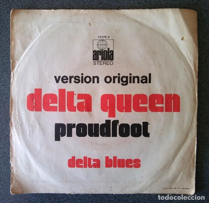 Discos de vinilo: Proudfoot Delta Queen - Foto 3 - 145694690