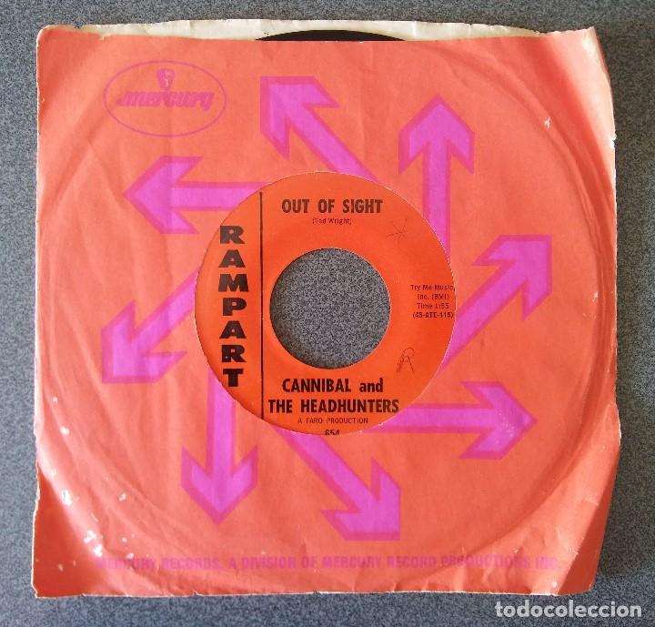 CANNIBAL AND THE HEADHUNTERS PLEASE BABY PLEASE (Música - Discos de Vinilo - EPs - Jazz, Jazz-Rock, Blues y R&B)