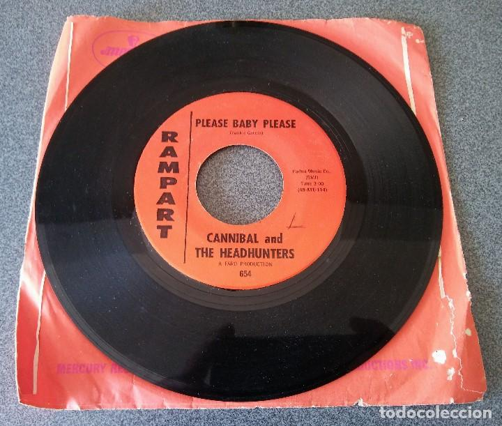 Discos de vinilo: Cannibal and the Headhunters Please Baby Please - Foto 2 - 145697210